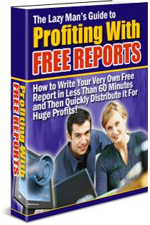Profiting With Free Reports
