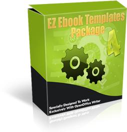 EZebook Master Templates Package 4 with Master Resale Rights